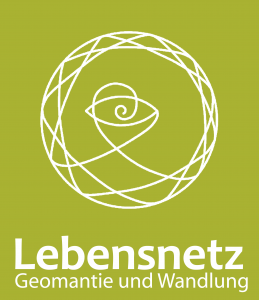 Logo internationales Lebensnetz für Geomantie und Wandlung